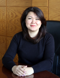 Arginbayeva Assel Amantayevna - Deputy Chairman of the Management Board for Economics and Finance