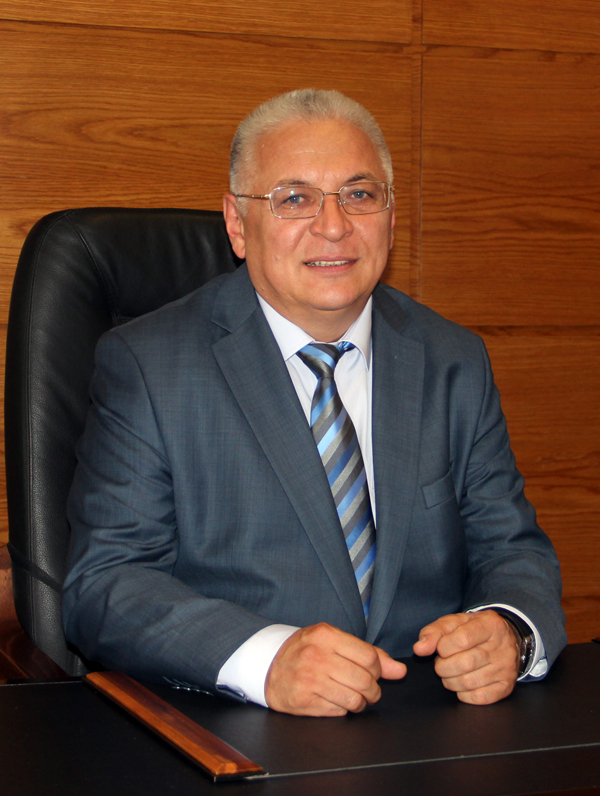 Mohamed-Rahimov Nurlan Taufikovich –  Chairman of the Management Board