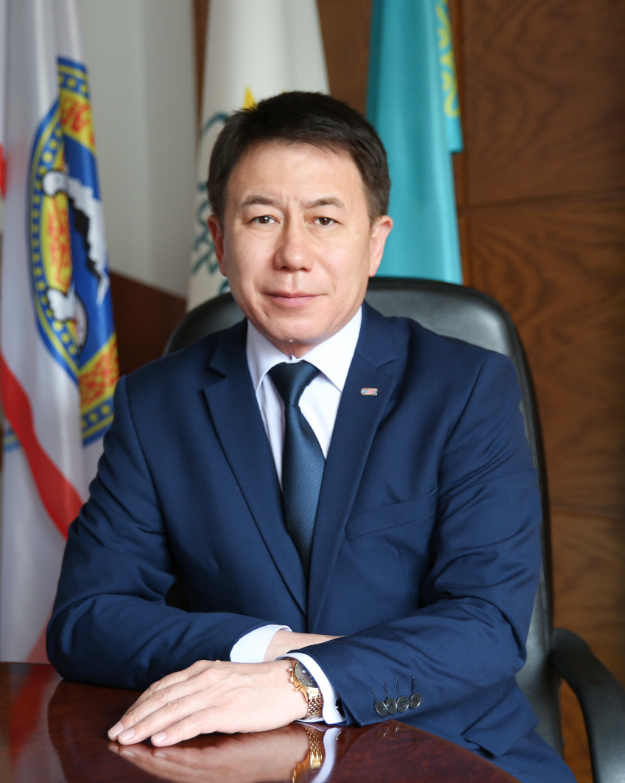 "Kaliyev Serik Akhmetovich - DEPUTY CHAIRMAN OF THE MANAGEMENT BOARD FOR THE DEVELOPMENT OF ""ALES"" JSC"