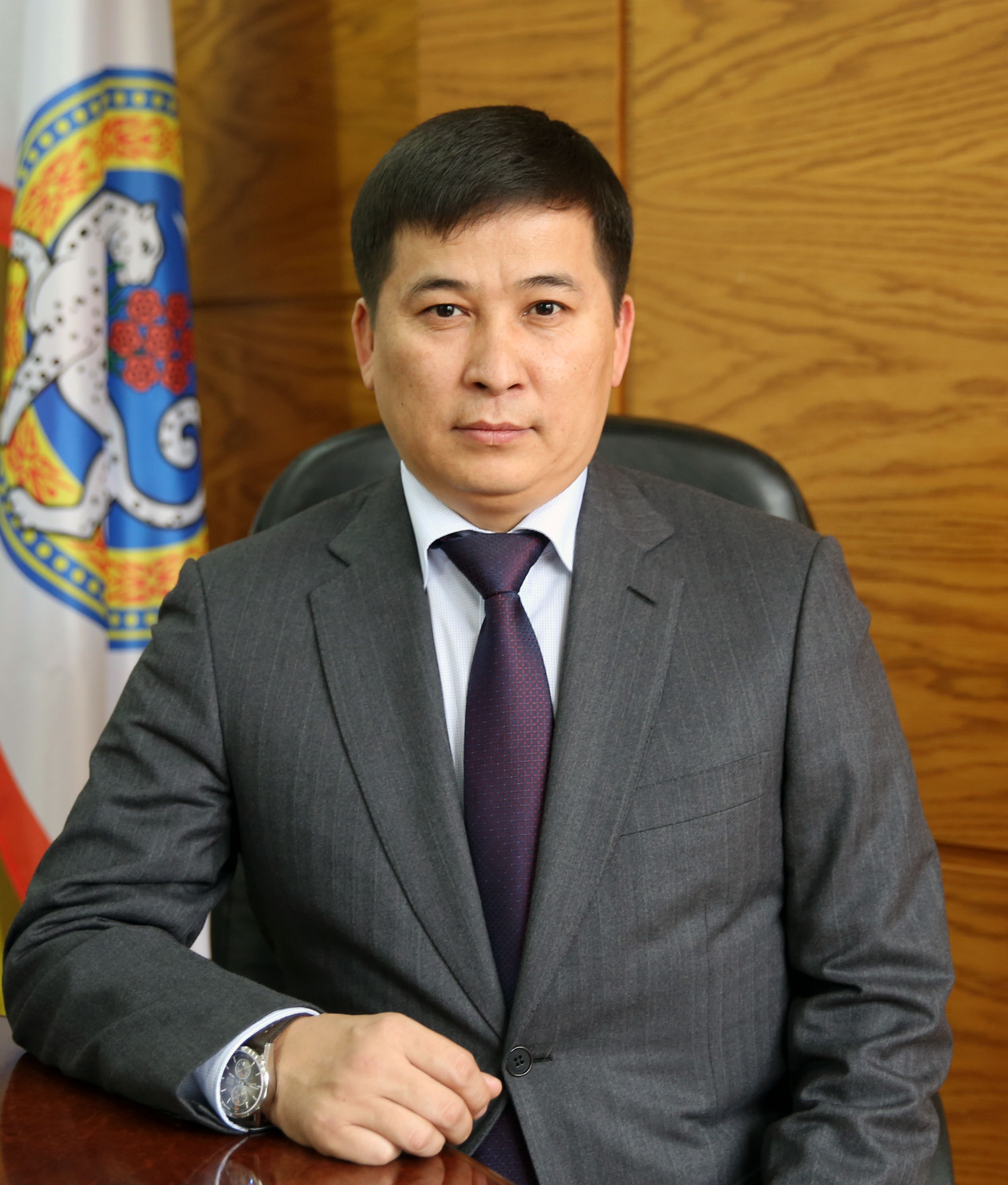 Ustenov Bagdaulet Nagymetbekovich - Deputy Chairman of the Management Board for Development ofMANAGING DIRECTOR OF KAPSHAGAY HPP OF